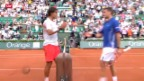 Video «Tennis: Wawrinka - Nadal» abspielen