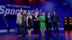 Video «Mit Sportstars in Davos» abspielen