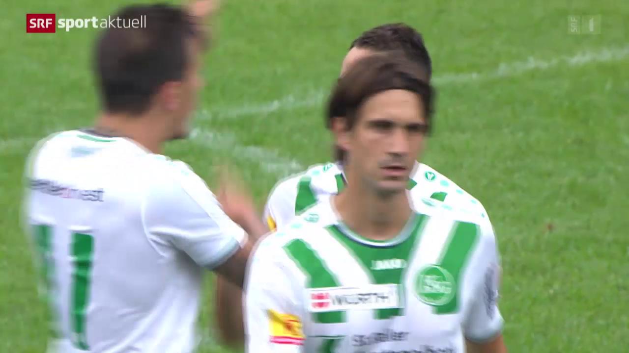Fussball: Cup, Hausen am Albis - St.Gallen