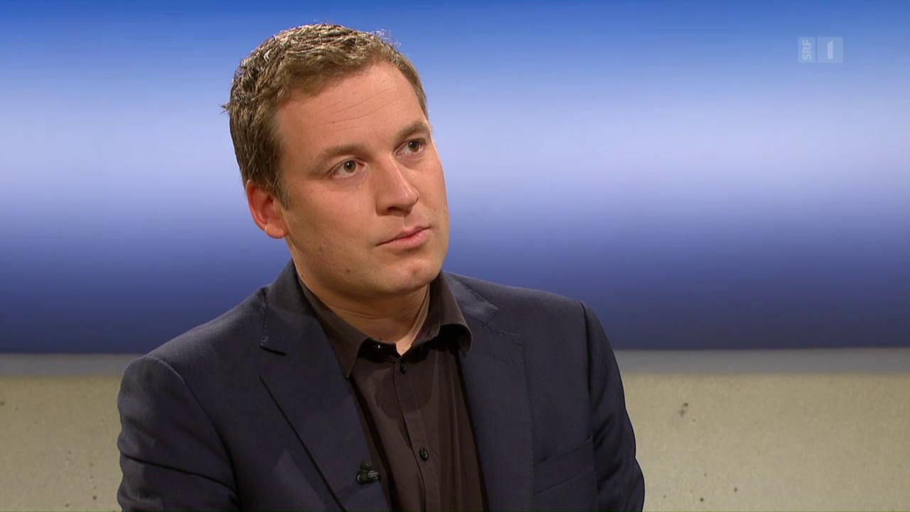 Theke: Lukas Reimann