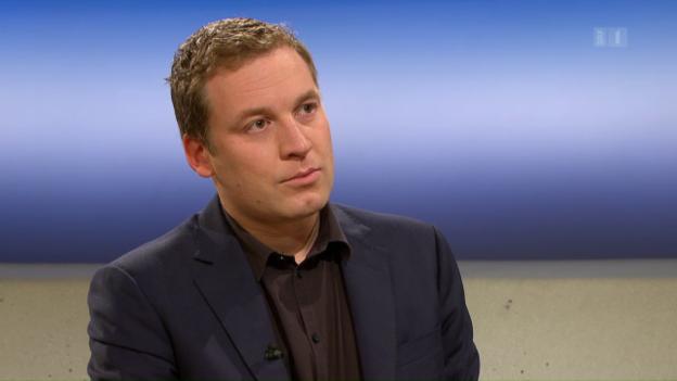 Video «Theke: Lukas Reimann» abspielen