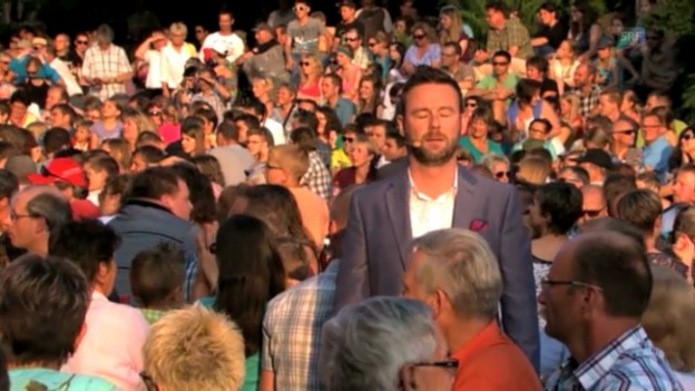 Video ««SRF bi de Lüt – Live» 2013: Best Moments» abspielen