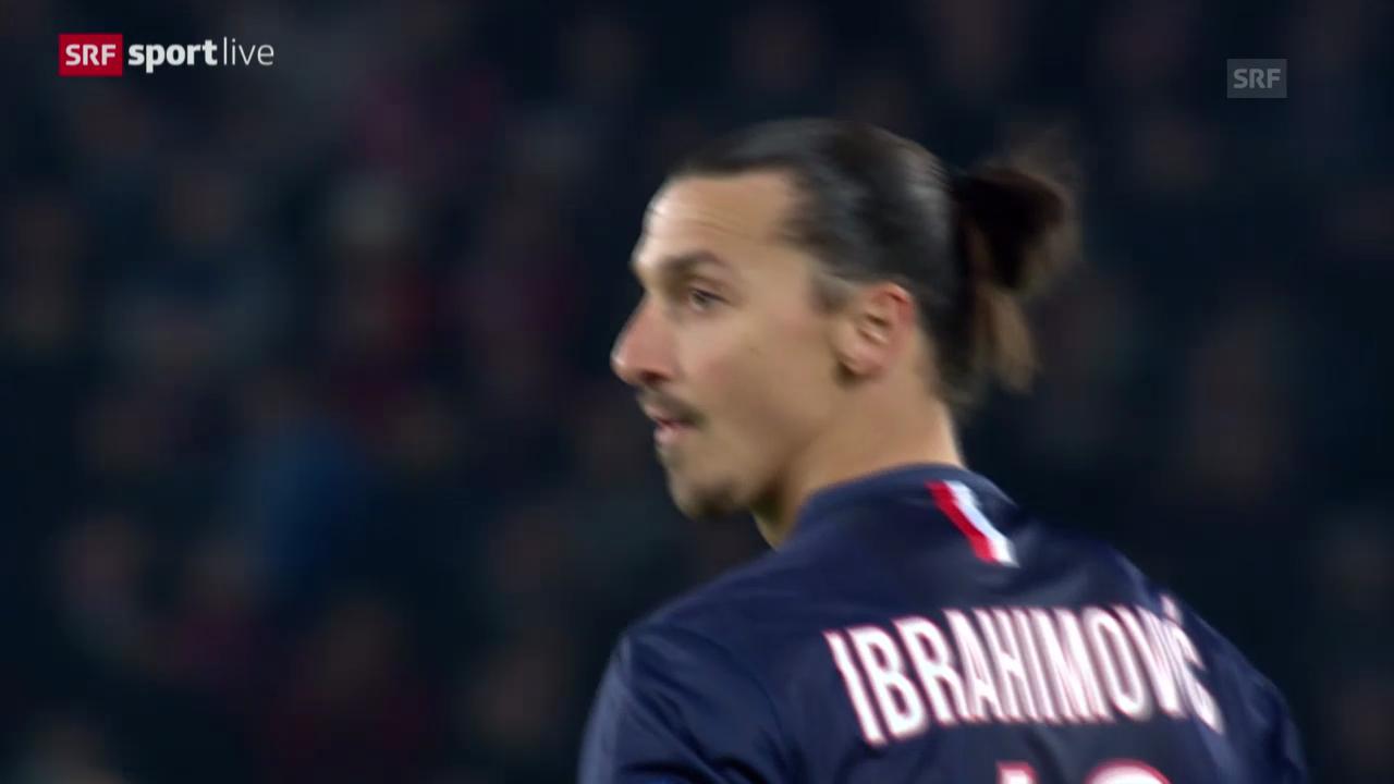 Fussball: Champions League, Paris SG - Ajax Amsterdam
