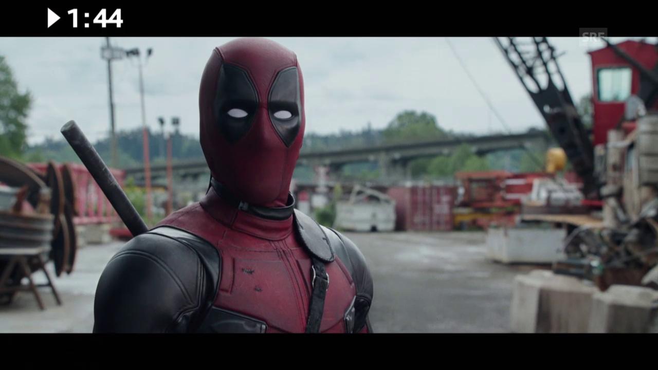 Im Kino: «Deadpool»