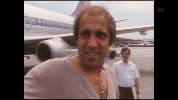Video «Adriano Celentano 1979 in Zürich» abspielen
