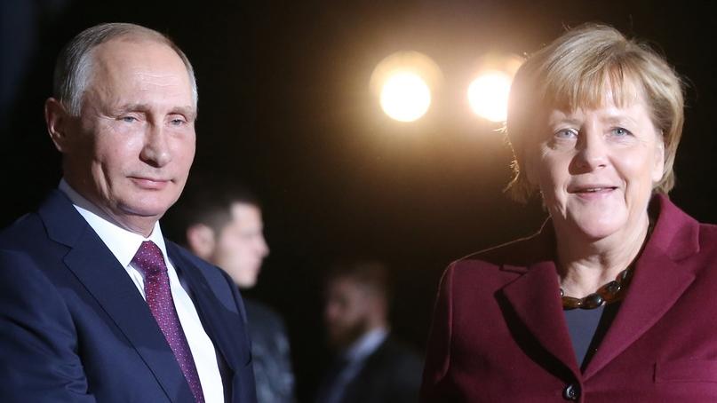 Finden Merkel und Putin in Sotschi eine gemeinsame Sprache?