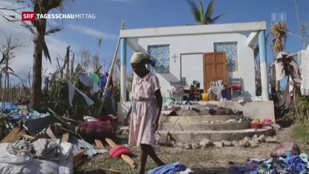 Video «Katastrophales Jahr 2016» abspielen