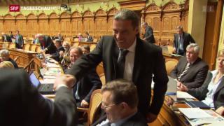 Video «Freysinger will in den Bundesrat» abspielen