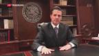 Video «Mexikanischer Präsident sagt Treffen mit Trump ab» abspielen
