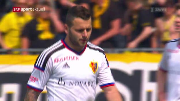 Video «Embolo eingerückt - Steffen verpasst EURO» abspielen