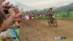 Video «Nino Schurter holt langersehntes Olympiagold» abspielen