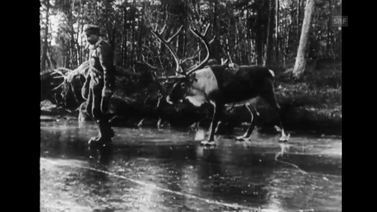 Winterkrieg 1939 (aus: Portrait Finnland, 6.12.1959)