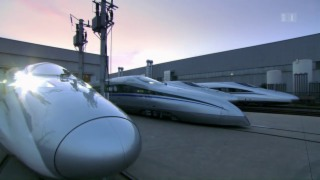 Video «China: Die neue Bahnnation» abspielen