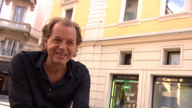 Video «Marco D'Anna: Warum ich doch kein Banker wurde» abspielen