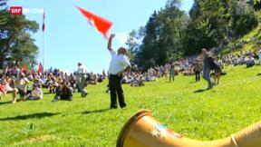 Video «Knatsch um Rütliwiese» abspielen