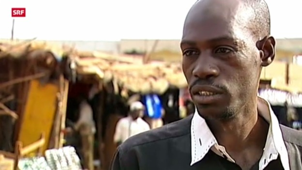 Video «Einwohner Bamakos froh über Intervention Frankreichs» abspielen