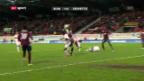Video «Rang 4: Sions Léo gegen Servette (10 %)» abspielen