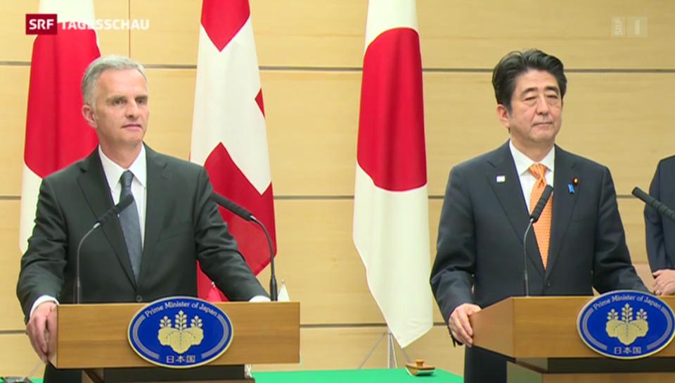 Luftfahrtabkommen mit Japan