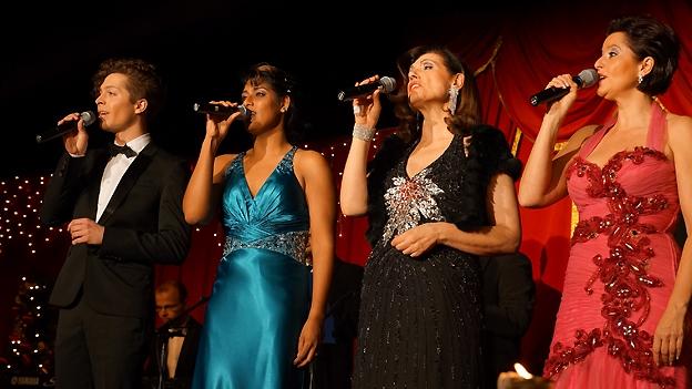 Eröffnungslied vom Lachner Wiehnachtszauber 2012