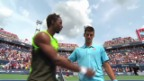 Video «Tennis: ATP Toronto, Matchball Djokovic - Monfils» abspielen