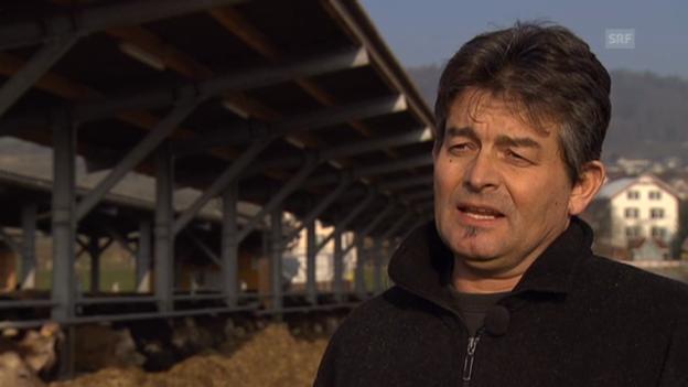 Video «Martin Haab befürwortet Mengensteuerung» abspielen