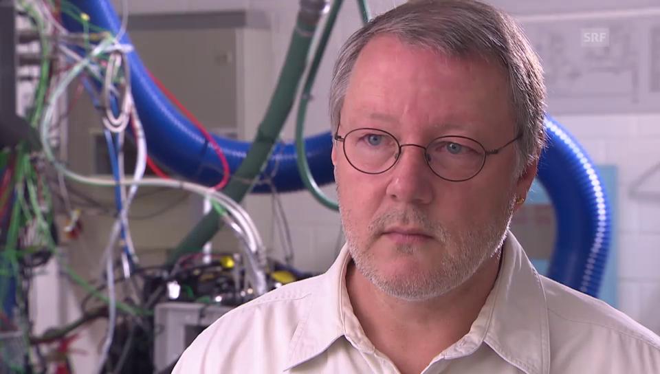 Christian Bach: «Dieselmotore wird es weiterhin geben»