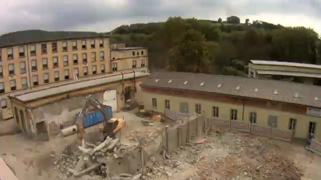 Rückbau des Kunzareals in Windisch 07–12/2012 (zvg)