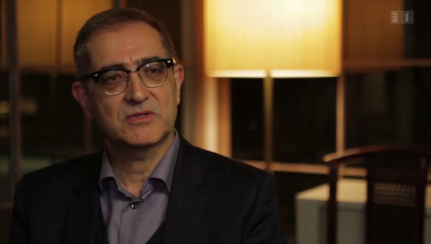 Video «Samir: Auf Oscarkurs in den USA» abspielen