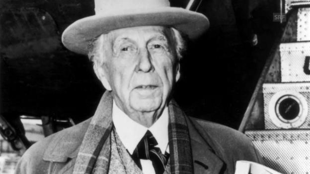 Video «Architektur-Ikone Frank Lloyd Wright» abspielen