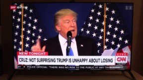 Video «FOKUS: Medien Hype um Donald Trump» abspielen