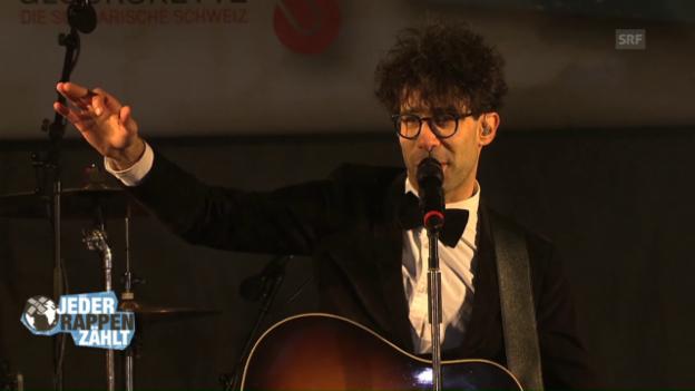 Video «Abschlusskonzert von Pegasus auf der «JRZ»-Konzertbühne» abspielen