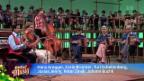 Video «Jubilar Hans Aregger und Turi Schellenberg» abspielen