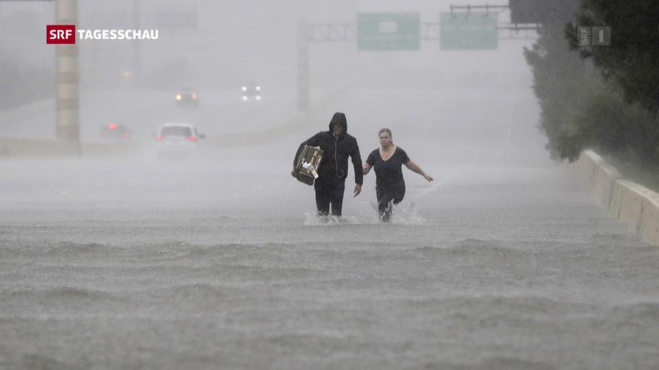 Aus dem Archiv: Stärkere, aber nicht mehr Hurrikane