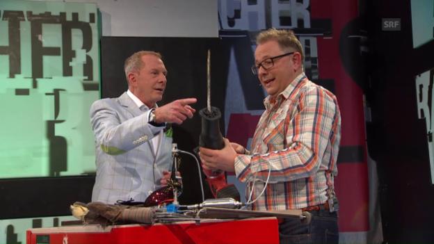 Video «Zu Gast bei Aeschbacher: Stefan Heuss» abspielen