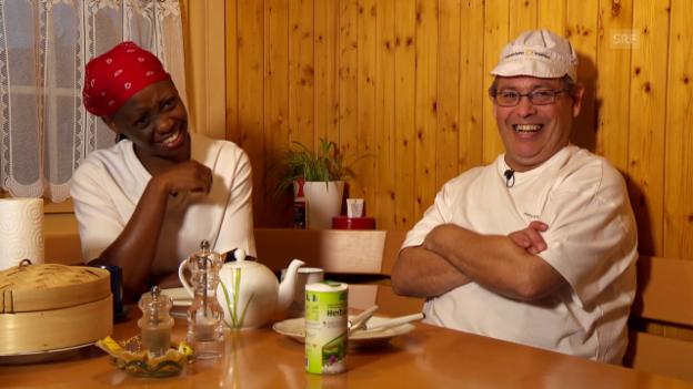 Video ««SRF bi de Lüt – Unser Dorf»: Die Protagonisten 2015» abspielen
