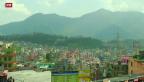 Video «Nachbeben in Nepal» abspielen