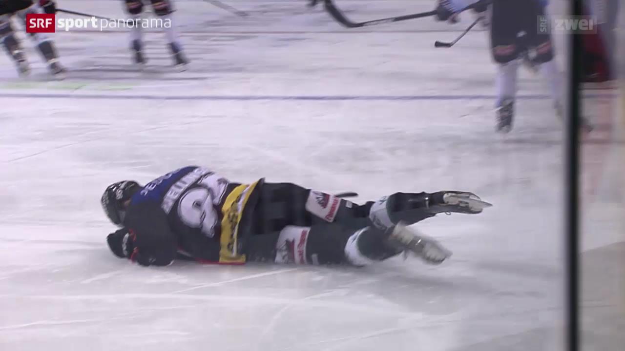 Eishockey: Strichkampf in der NLA