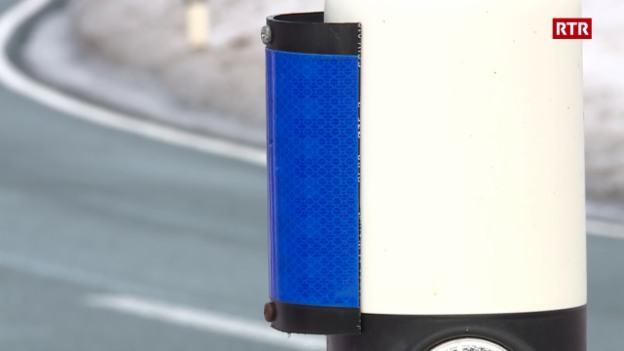 Laschar ir video «Accidents cun selvaschina – gidan reflecturs blaus?»