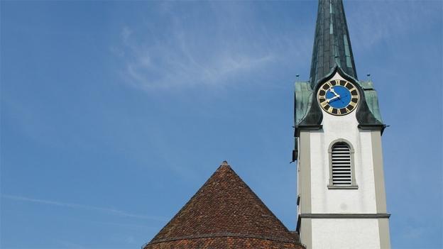 Glockengeläut der Kirche St. Agatha, Fislisbach
