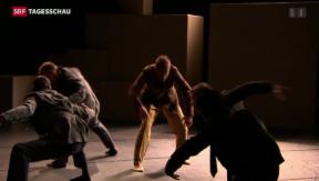 Video «Max Frischs Werke auf der Bühne» abspielen