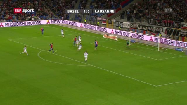 SL: Basel - Lausanne