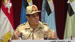 Video «Ägypten: General Sisis harte Faust» abspielen