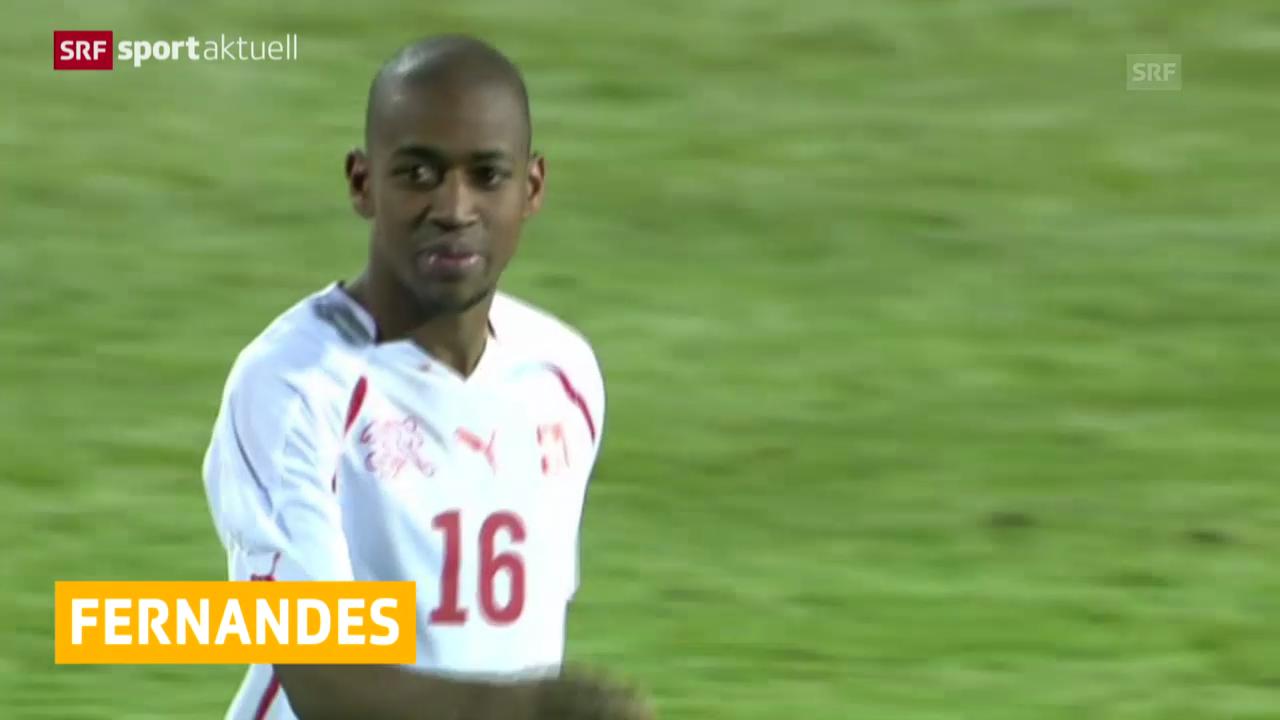 Fussball: Gelson Fernandes wechselt nach Rennes («sportaktuell»)