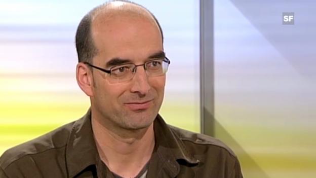 Video «Interview mit Daniel Hegglin, Geschäftsführer Pro Bartgeier» abspielen