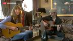 Video «Carla Bruni singt wieder» abspielen