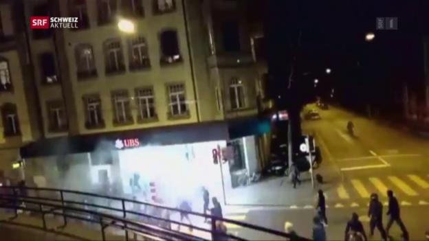 Video «17 verletzte Polizisten» abspielen