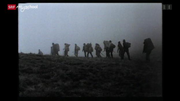 Video «Das Tessin nach dem Ende des Krieges» abspielen