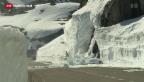 Video «Schneeräumung auf dem Gotthard» abspielen
