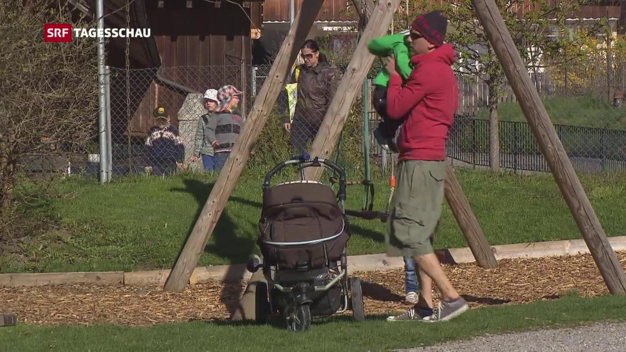 Bundesrat sagt Nein zu Vaterschaftsurlaub