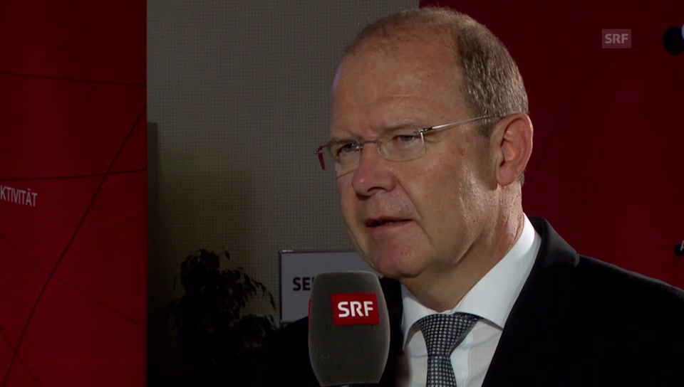 Valentin Vogt: «Die Wirtschaftslage ist als Thema nicht populär.»